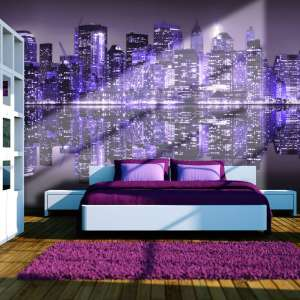 Fototapeta  Into the violet  NYC