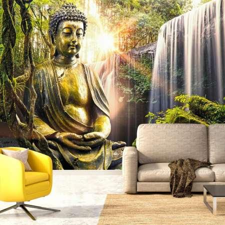 Fototapeta  Buddyjski raj