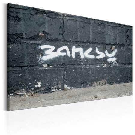 Obraz  Podpis Banksyego