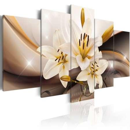 Obraz  Lśniąca lilia