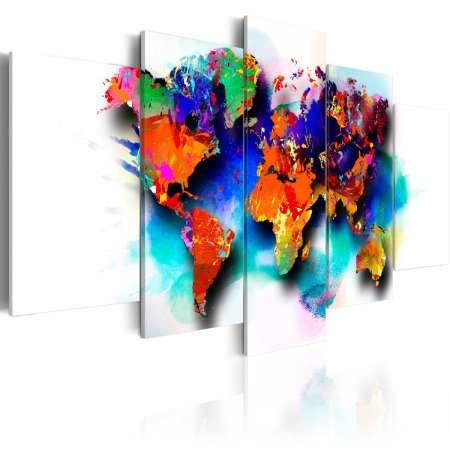 Obraz  Malowniczy świat