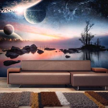 Fototapeta  Kosmiczny pejzaż