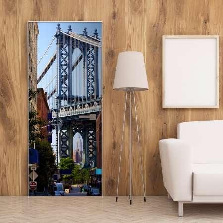 Fototapeta na drzwi  Nowy Jork Most