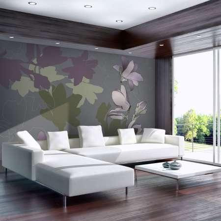 Fototapeta  Kremowe magnolie