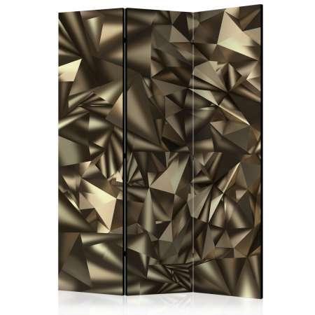 Parawan 3częściowy  Abstrakcyjna symetria [Room Dividers]