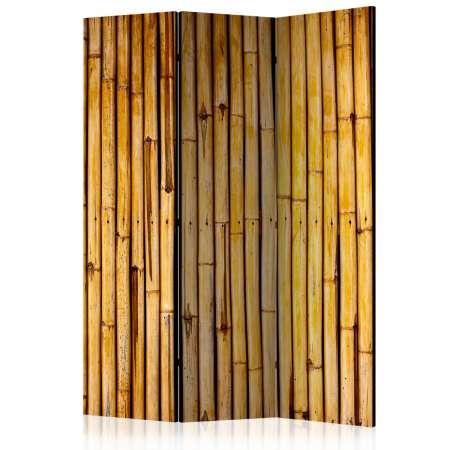 Parawan 3częściowy  Bambusowy ogród [Room Dividers]