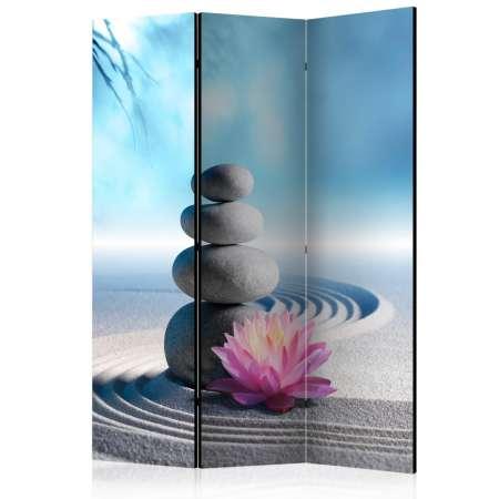 Parawan 3częściowy  Ogród Zen [Room Dividers]
