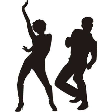 Szablon malarski PX 18, PX18, kobieta, taniec, dance, postać