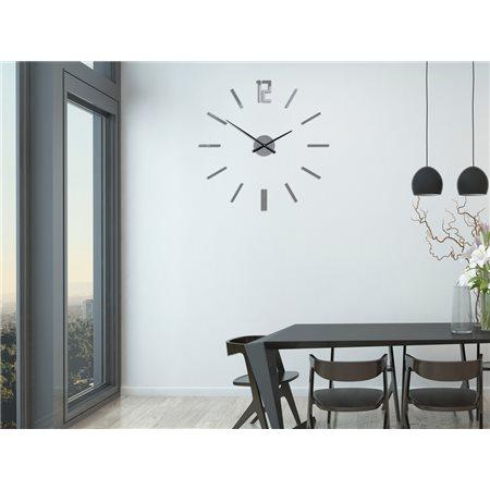 Zegar ścienny Carlo Gray