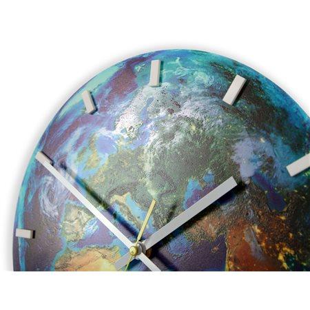 Zegar ścienny Globe