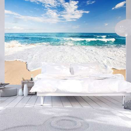 Fototapeta  Bałwany morskie