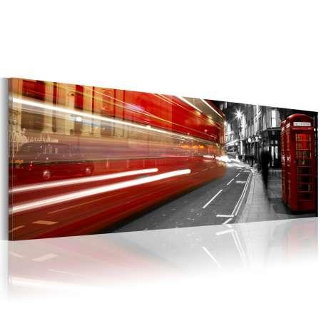 Obraz  London rush hour