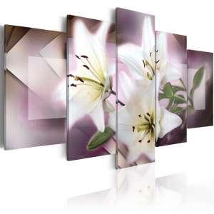 Obraz  Marzenia i lilie