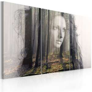 Obraz  Leśna nimfa