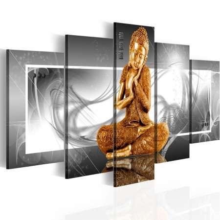 Obraz  Buddyjska modlitwa