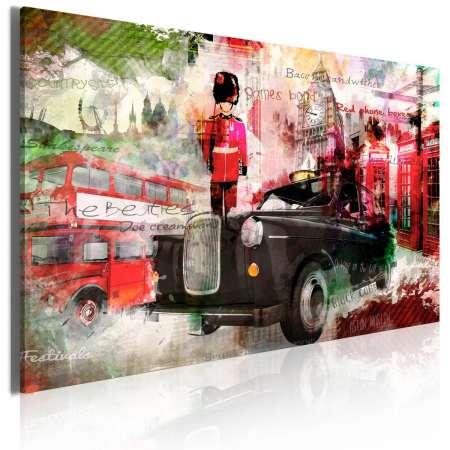 Obraz  Wspomnienia z Londynu