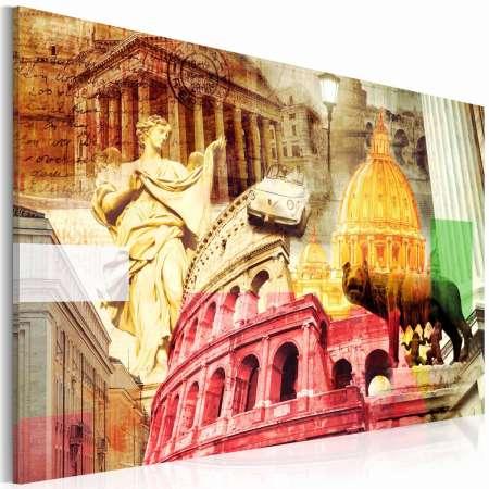 Obraz  Czarujący Rzym