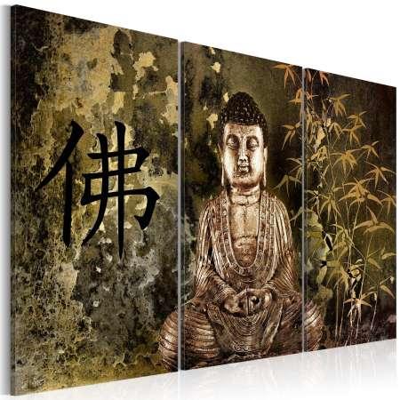 Obraz  Posąg Buddy