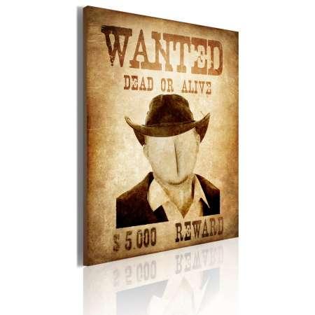 Obraz  Wanted