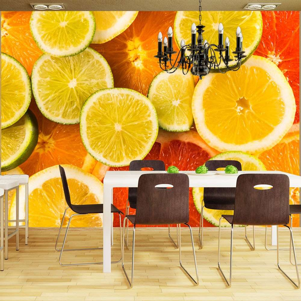 Fototapeta  Citrus fruits