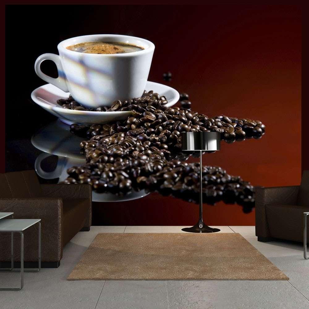 Fototapeta  filiżanka  kawa