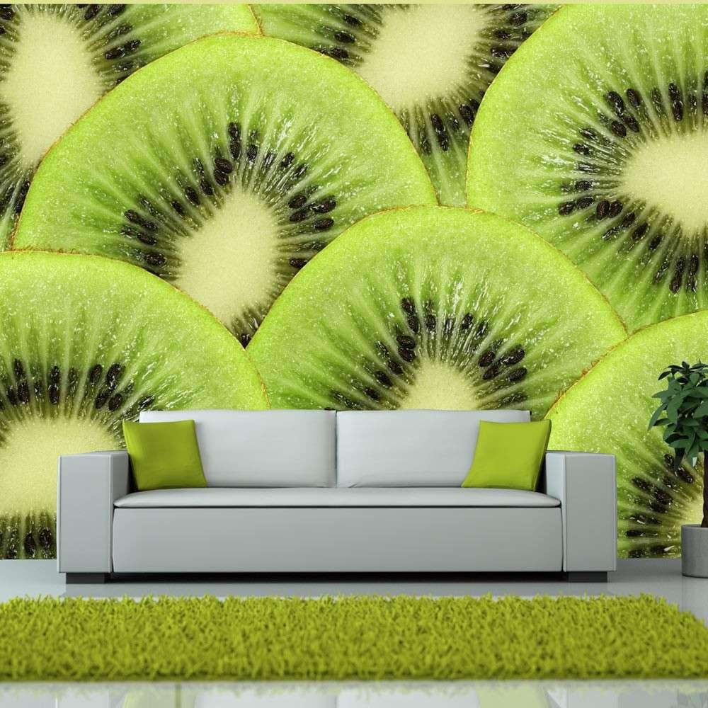Fototapeta  Plasterki kiwi