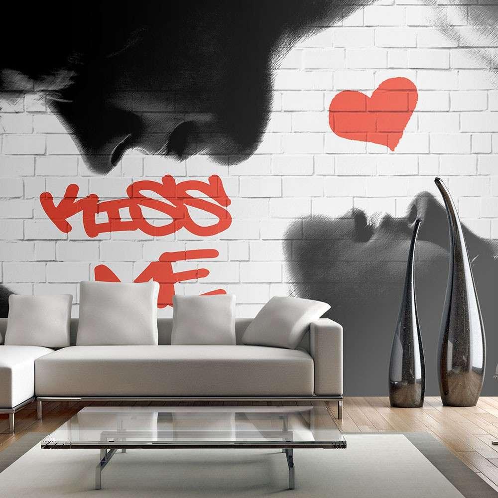 Fototapeta  Kiss me
