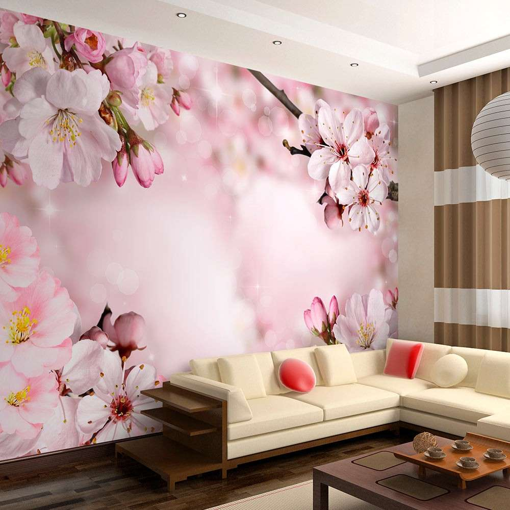 Fototapeta  Wiosenny kwiat wiśni