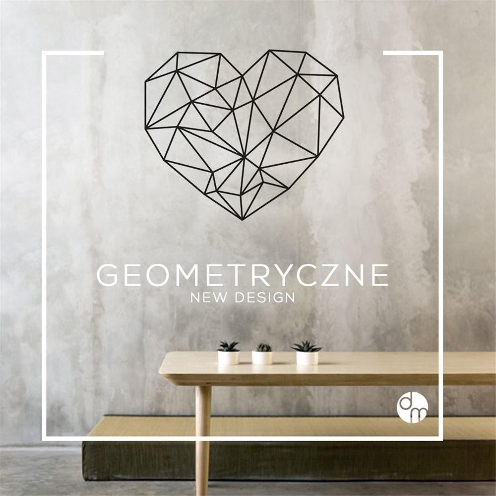 Naklejka dekoracyjna GX03, motyl, motylek, geometryczne, GX 03