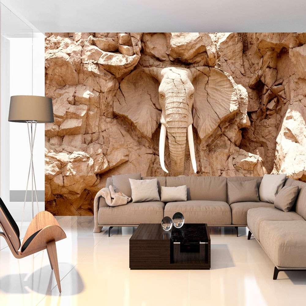 Fototapeta  Kamienny słoń (RPA)