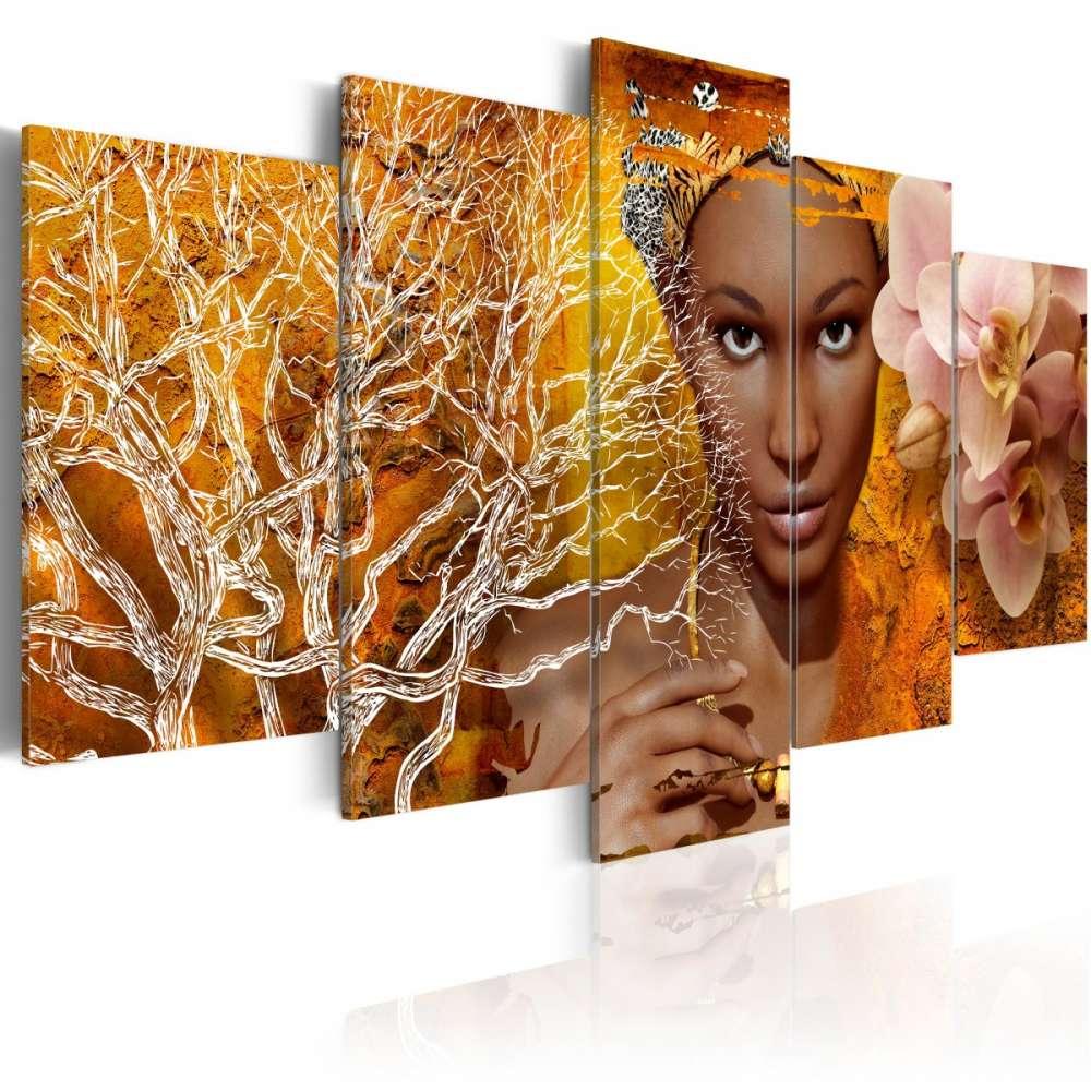 Obraz  Afrykańskie opowieści
