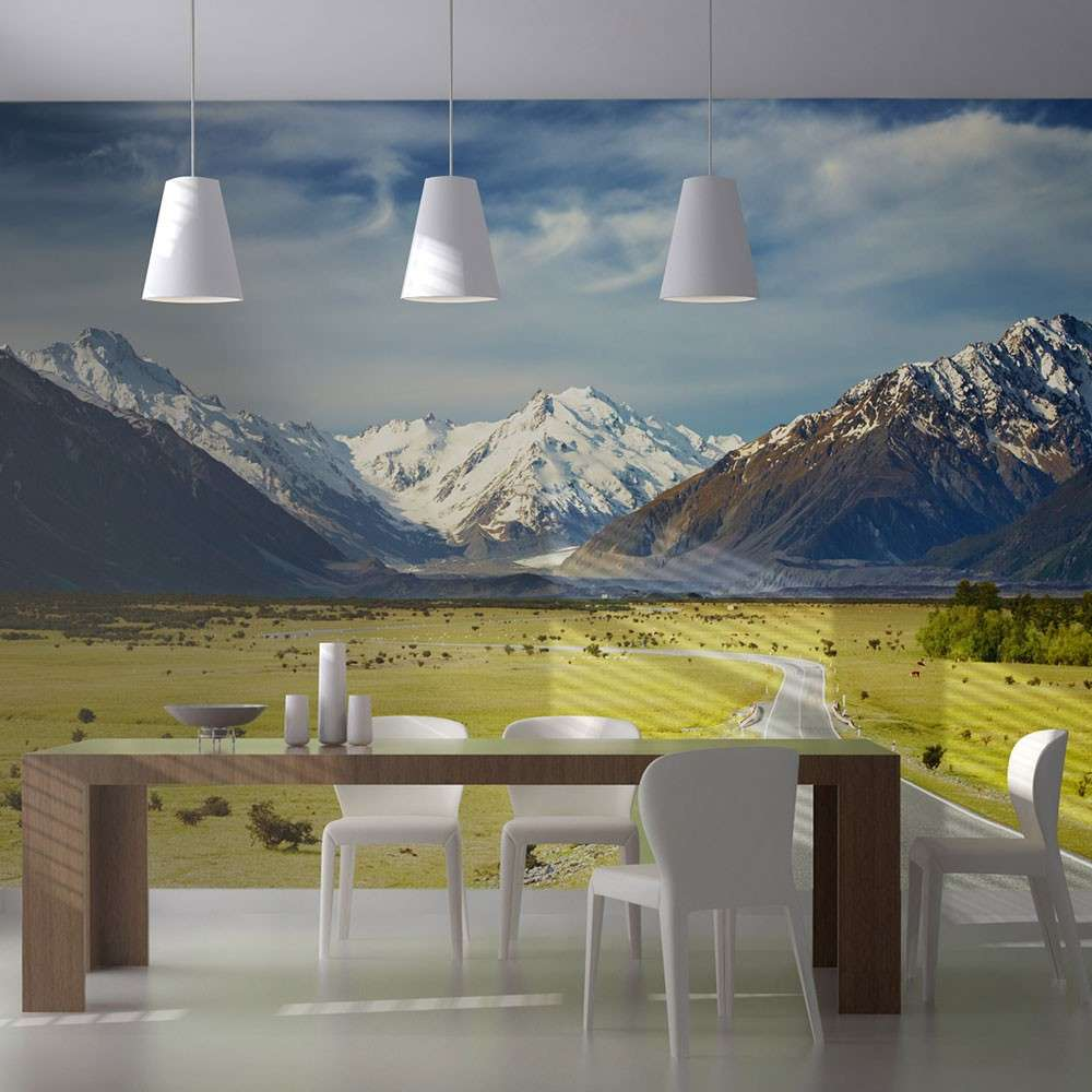 Fototapeta  Southern Alps, New Zealand