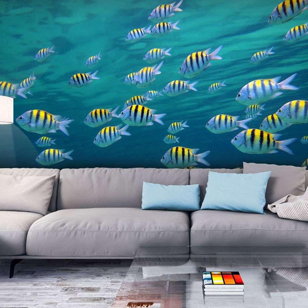 Fototapeta  Pejzaż podwodny  Karaiby