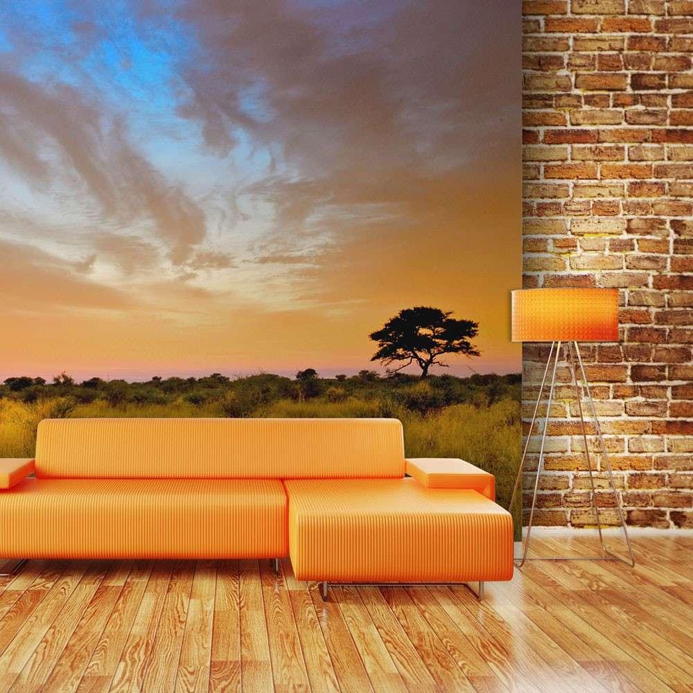 Fototapeta  South African sunset