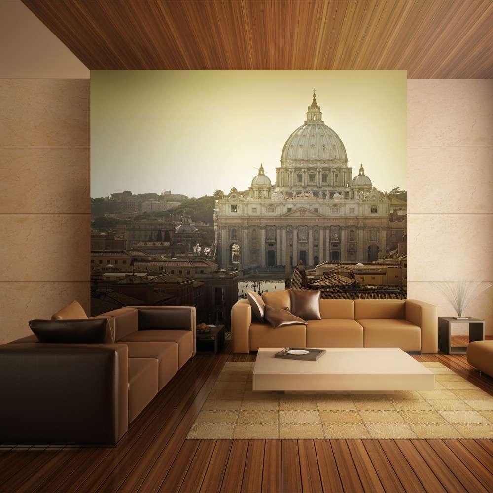 Fototapeta  Bazylika św. Piotra na Watykanie