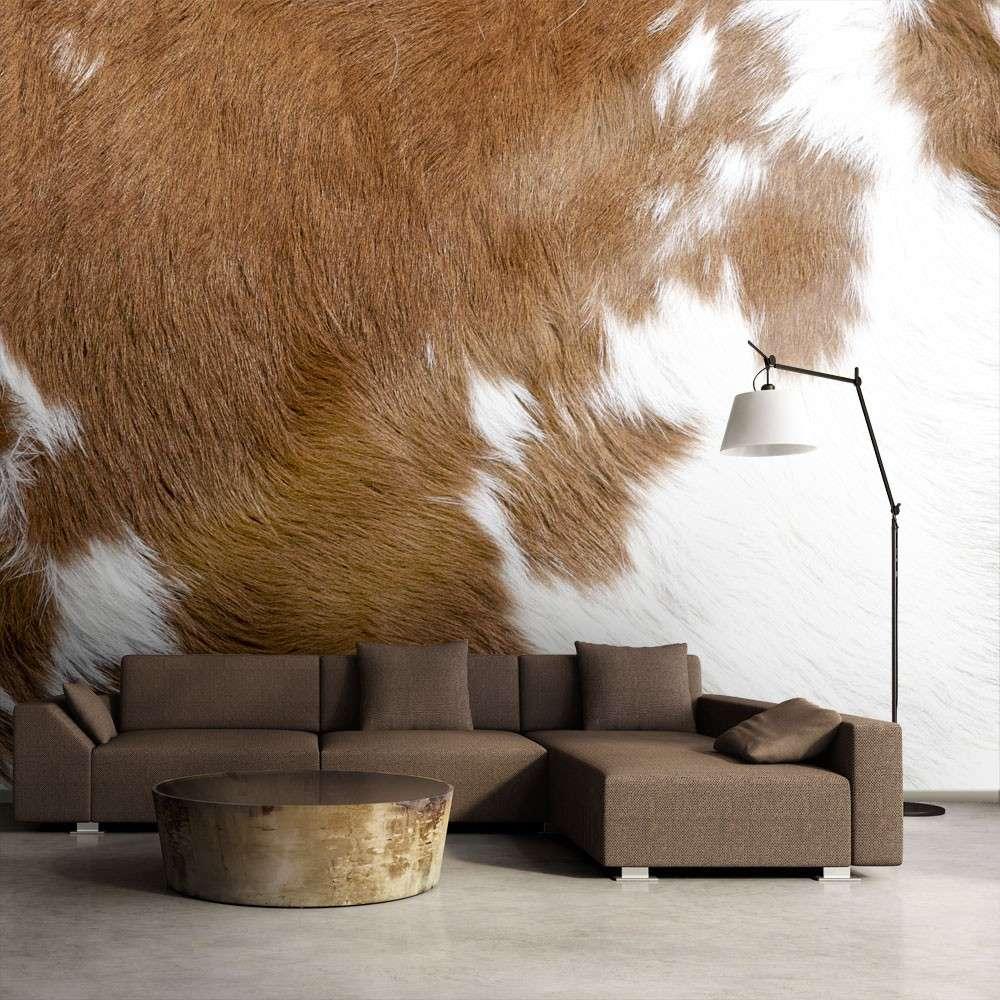 Fototapeta  Skóra krowy