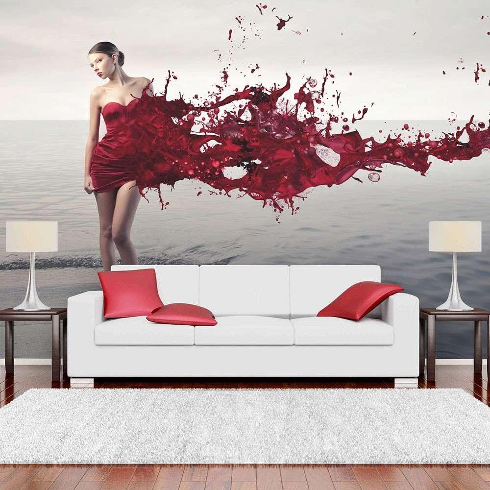 Fototapeta  Red beauty