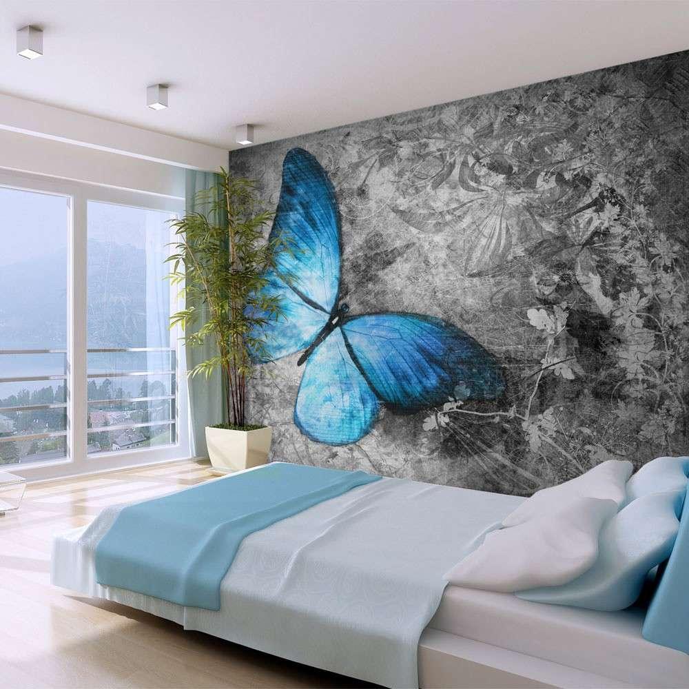 Fototapeta  Blue butterfly
