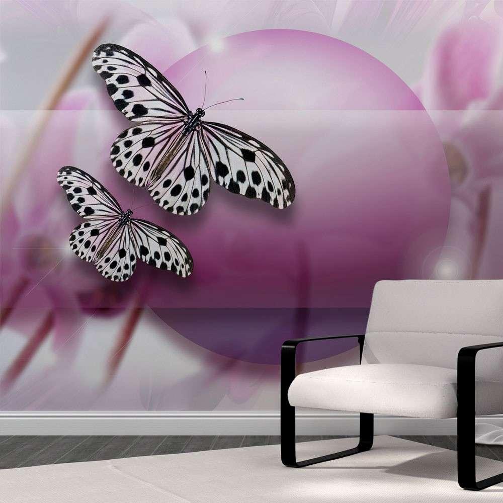 Fototapeta  Fly, Butterfly!