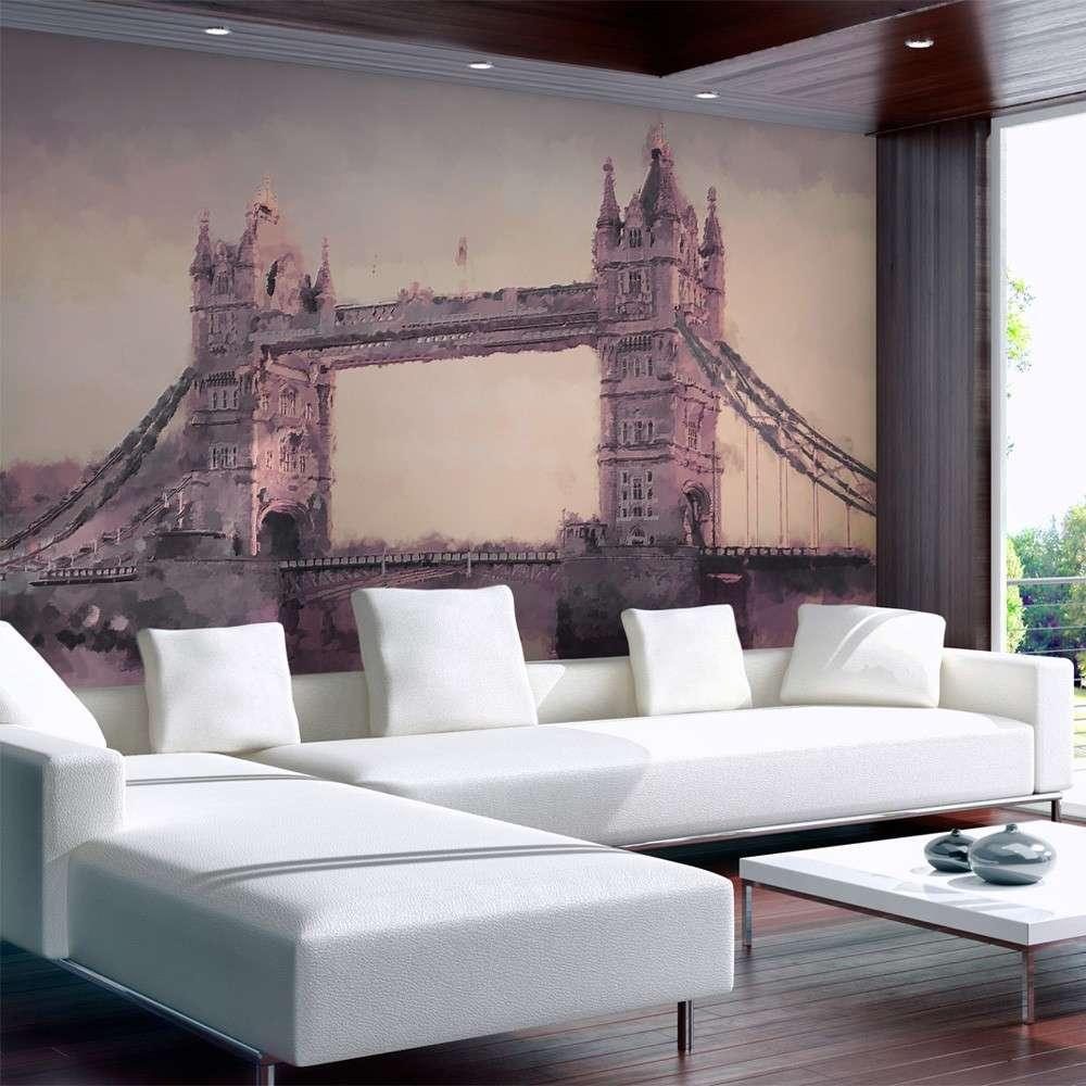 Fototapeta  Malowany Londyn