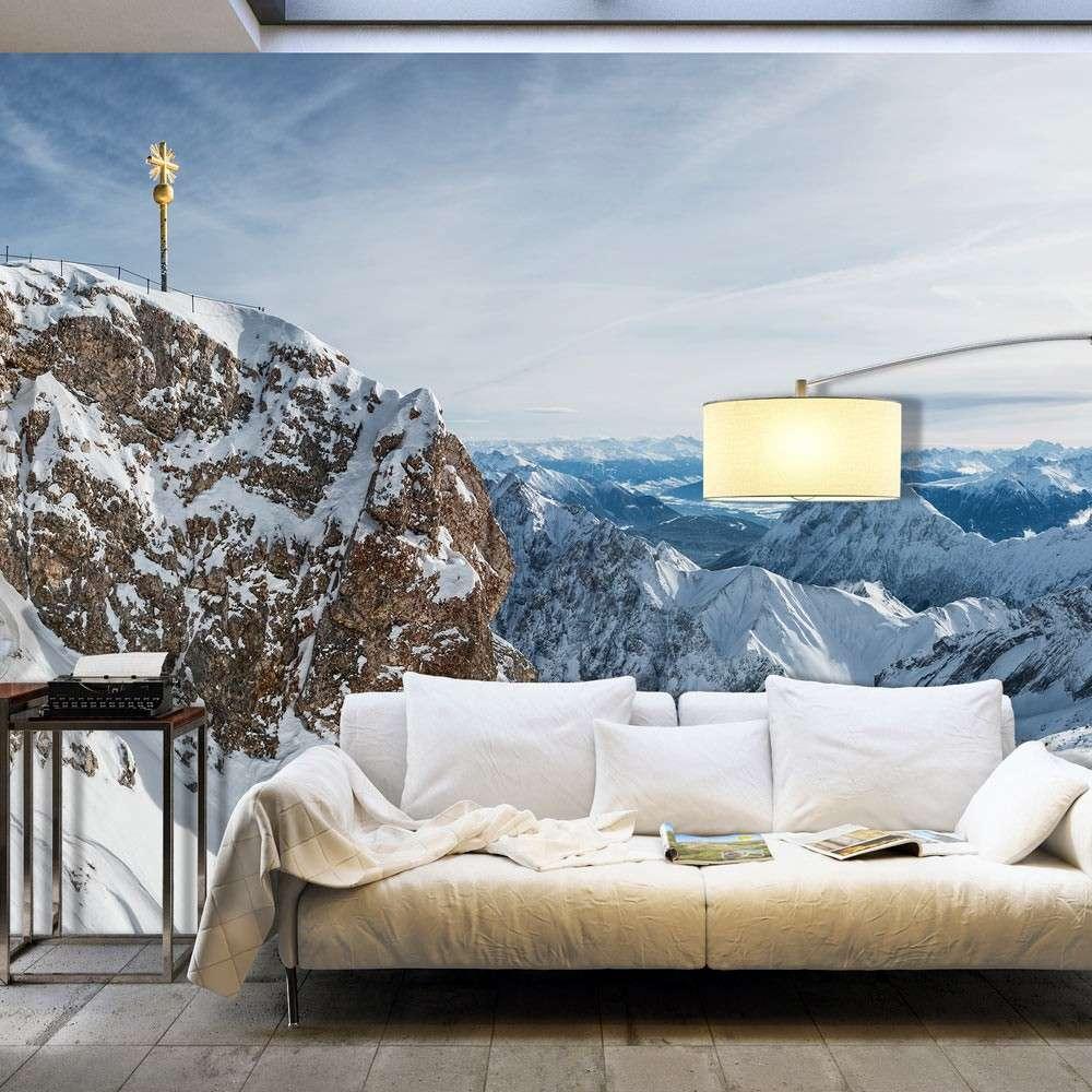 Fototapeta XXL  Zima w Zugspitze