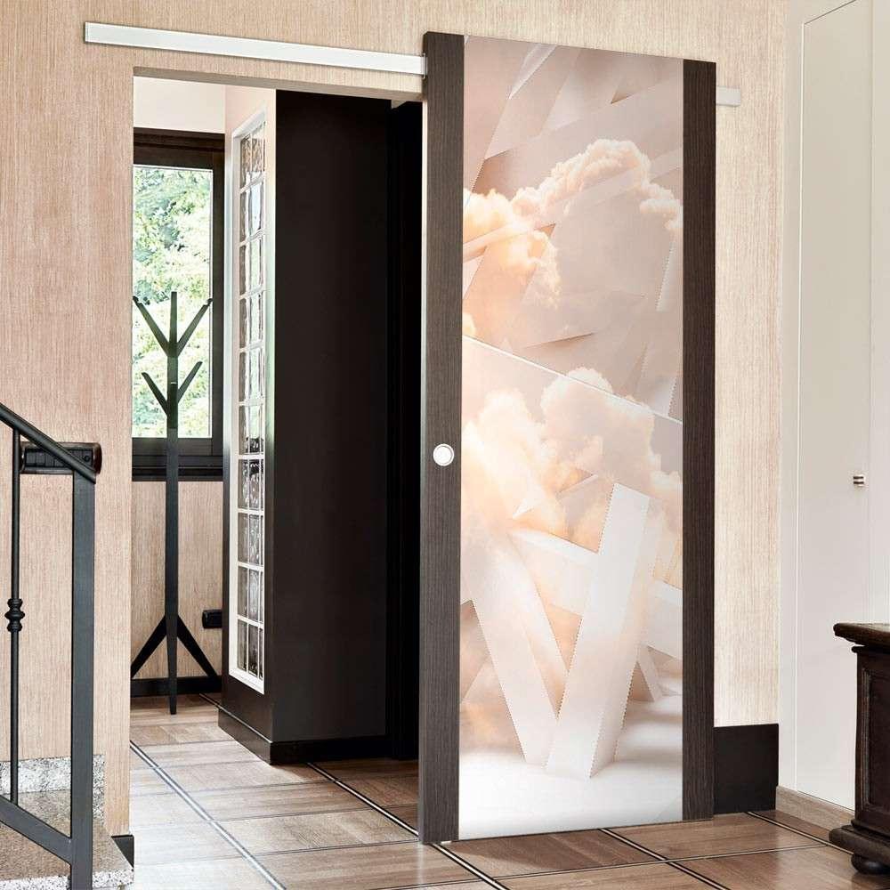 Fototapeta na drzwi  Niebiańskie schody