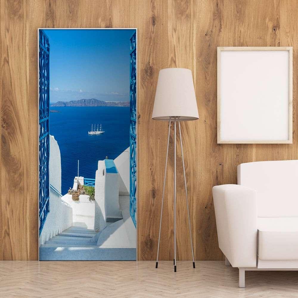 Fototapeta na drzwi  Greckie wakacje