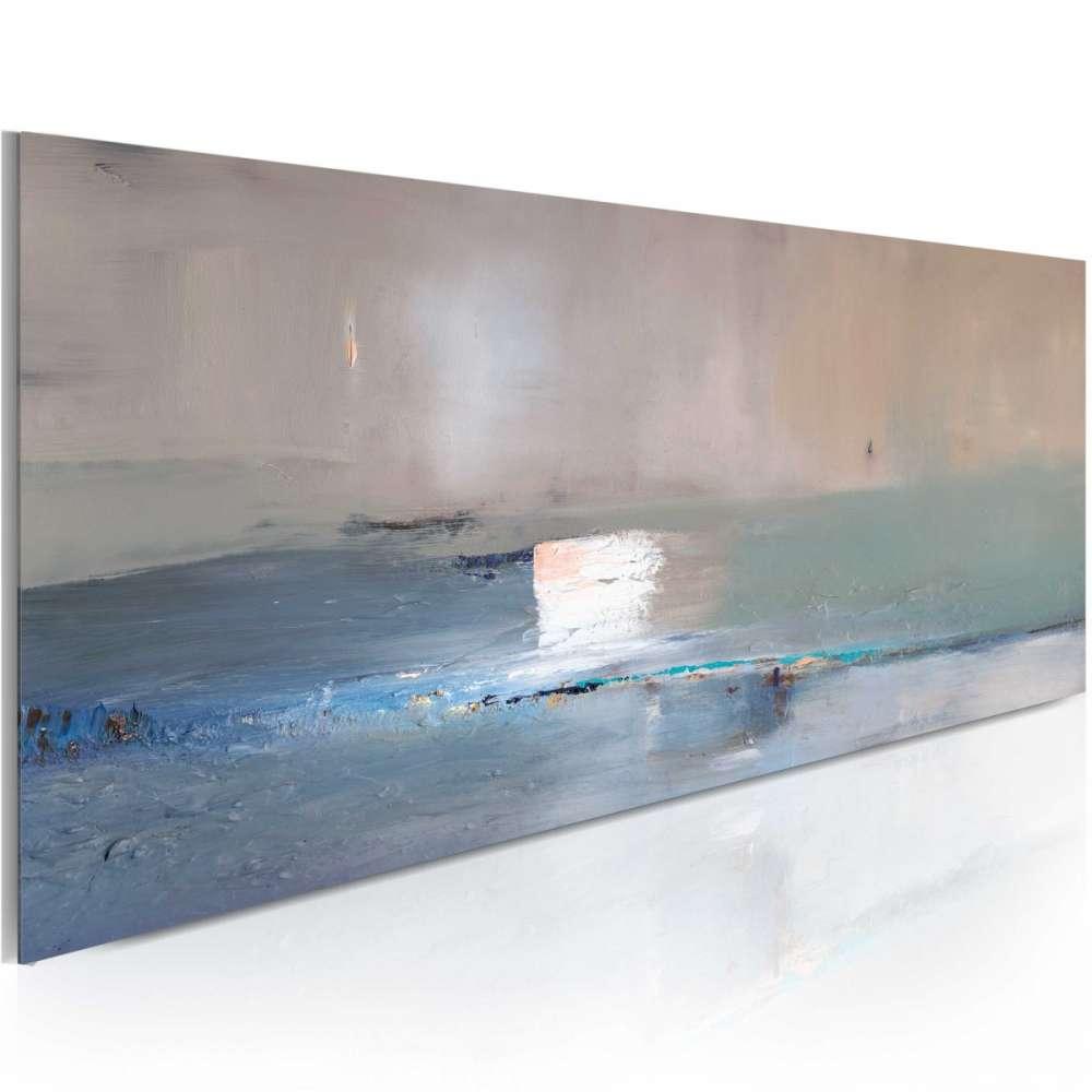 Obraz malowany  Pierwsza fala