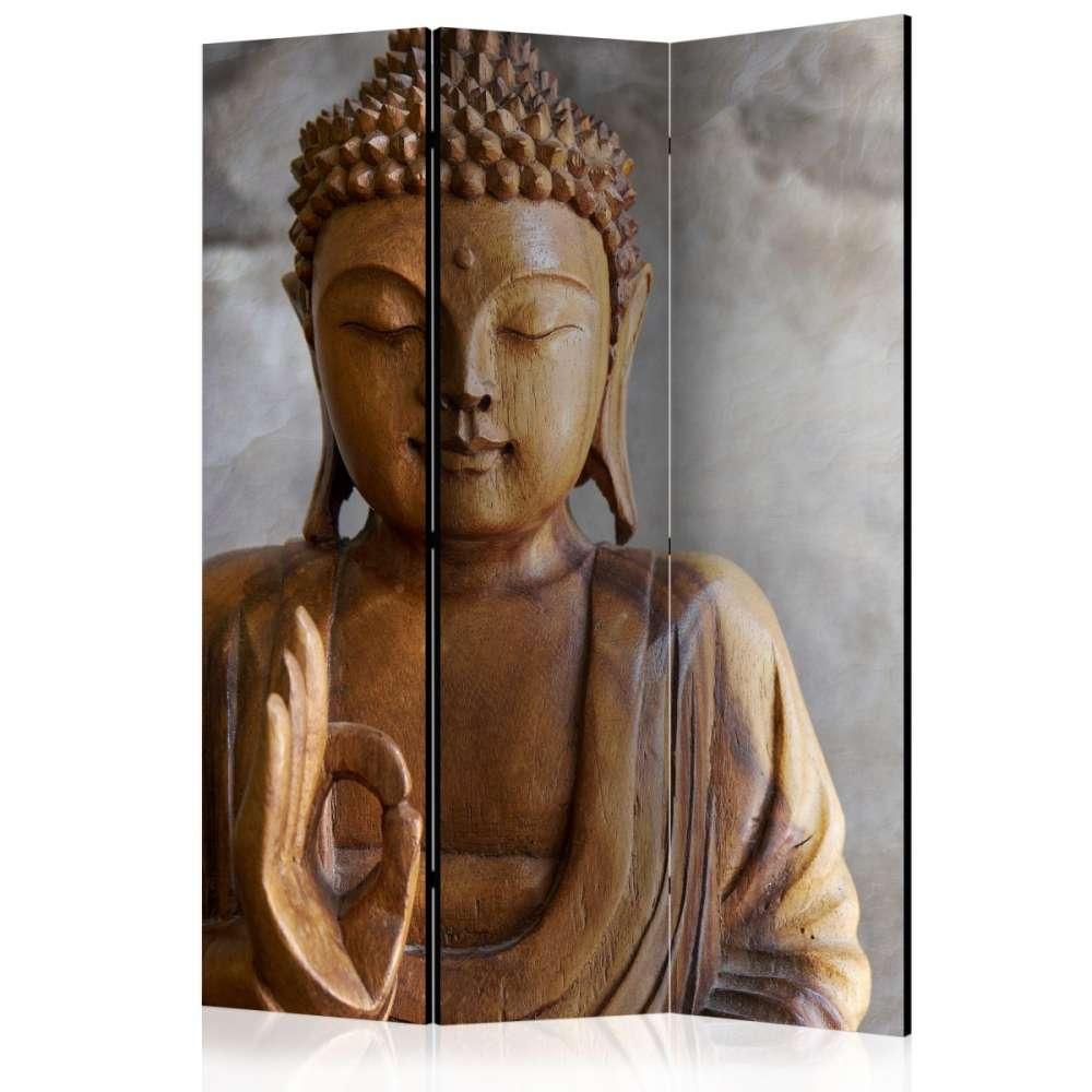 Parawan 3częściowy  Budda [Room Dividers]