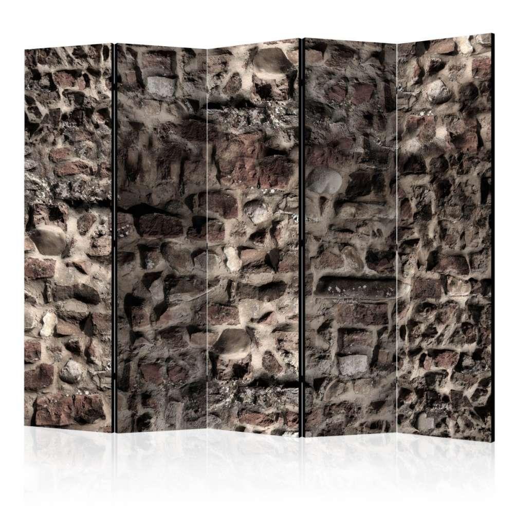 Parawan 5częściowy  Antiquum murum II [Room Dividers]