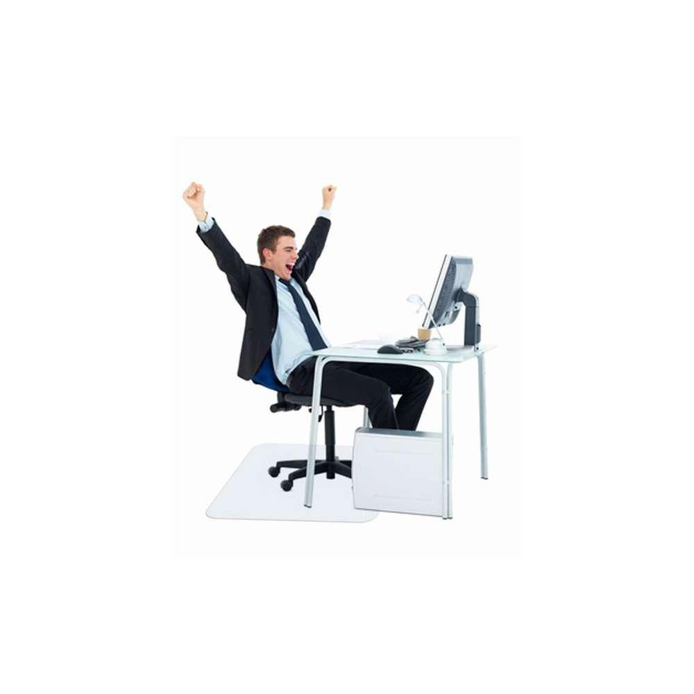 Podkładka pod krzesło MX001 POLIWĘGLAN, 100cm x 140cm