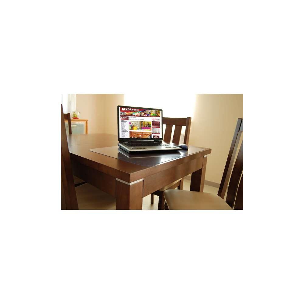 Podkładka na biurko MX101 twarde PCW, 70cm x 50cm