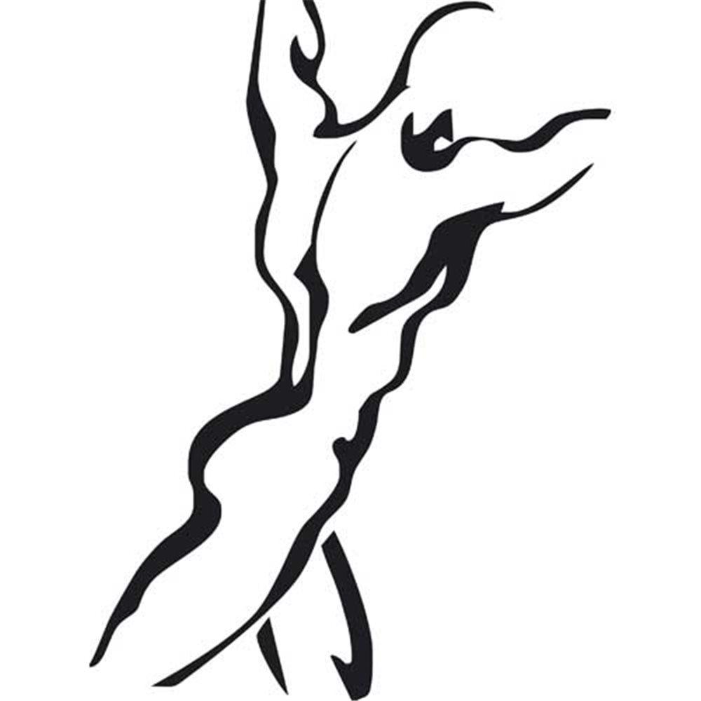 Szablon malarski B 12 erotyczny erotyka kobieta mężczyzna postać sypialnia, B12
