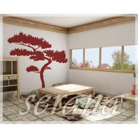 Szablon malarski PX 78, PX78, drzewo, drzewko, bonsai, dekormania.pl